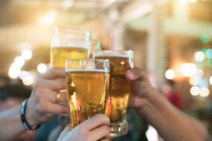 Øl og alkoholikere