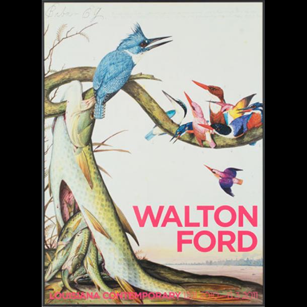 walton ford louisiana plakat